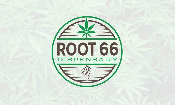 Root66 Dispensary Branding