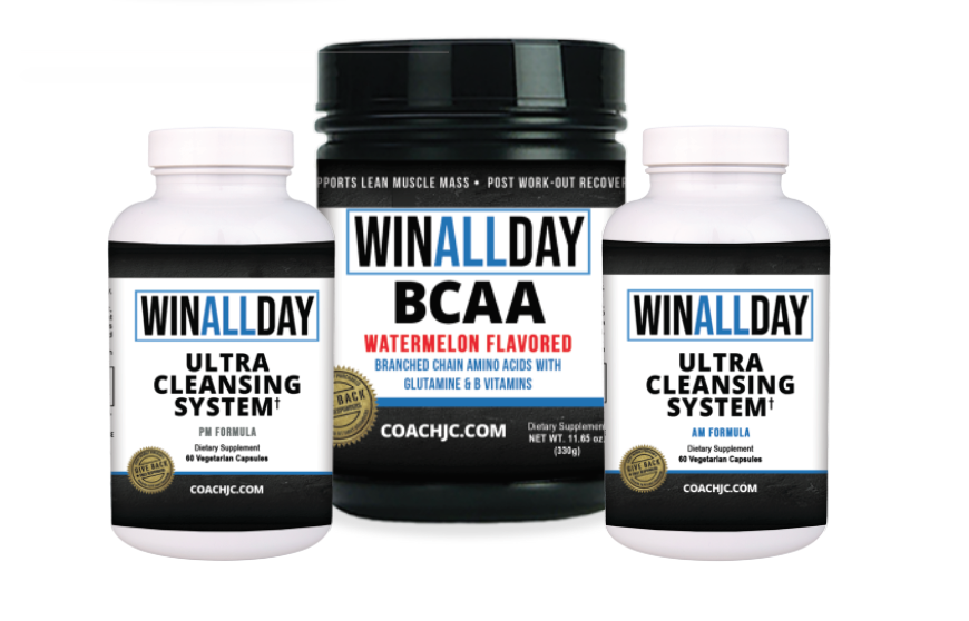 WIN ALL DAY Supplements