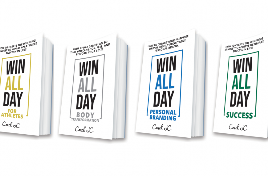 WIN ALL DAY Book Series