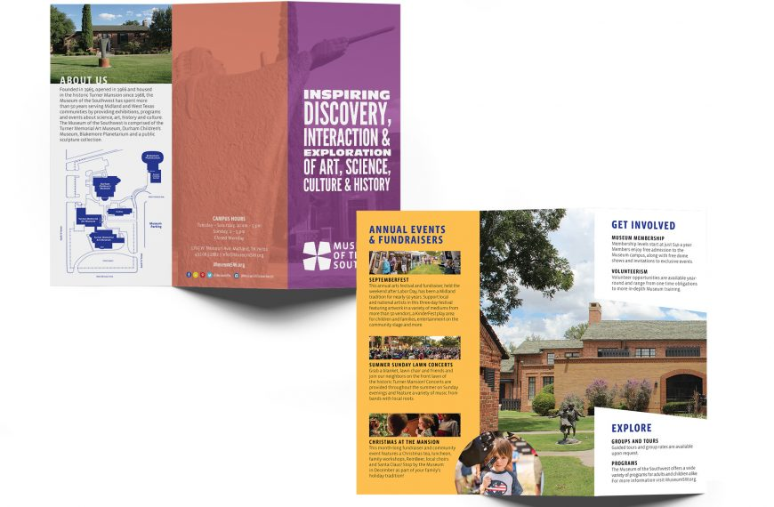 Museum of the Southwest Brochures
